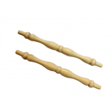 6'' Birch Spindle (10 Pcs)