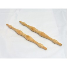 11'' Oak  Spindle (5 Pcs)