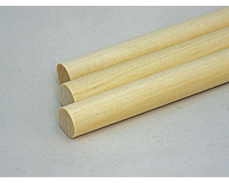 custom cut to length wooden dowels