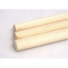 1'' x 36'' Wooden Maple Dowels (5 pieces)