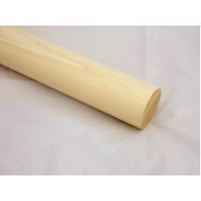 """1/2"""" x 60"""" Wooden Poplar Dowels (10 pieces)"""