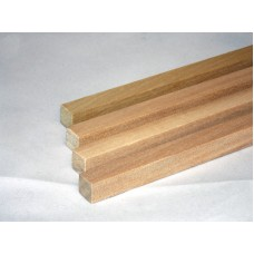 1/4'' x 36 '' Poplar Square Dowels (25 PCS)